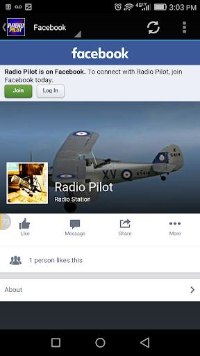 Radio Pilot  screenshots 3