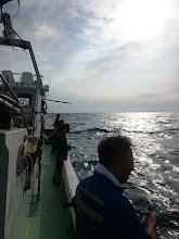 Photo: ・・・翌日、「第八文丸」にて ジギング&アンダーベイト(落とし込み釣り)!