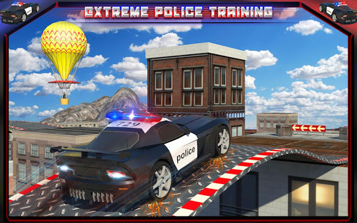 Police Car Rooftop Training screenshot 10