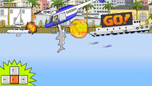 Shark Bite Simulator:Hungry Shark Attack 1.0.6 screenshots 8