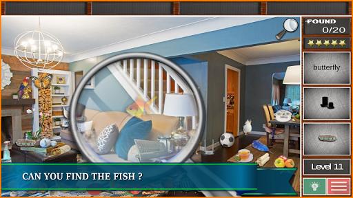 Hidden Objects Mansion 5.0 screenshots 21