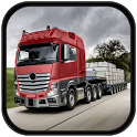 Truck Driving Expert 3D icon