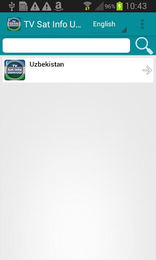 TV Sat Info Uzbekistan