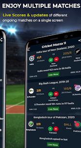 Cricket Mazza 11 Live Line & Fastest Score v2.04 [Unlocked] 4