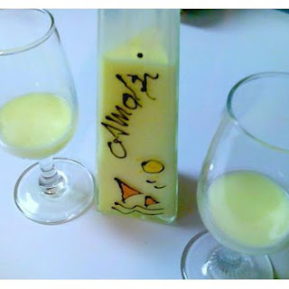 Lemon Liqueur.