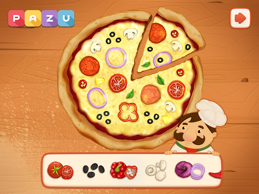 Pizza maker - cooking and baking games for kids 1.03 screenshots 9