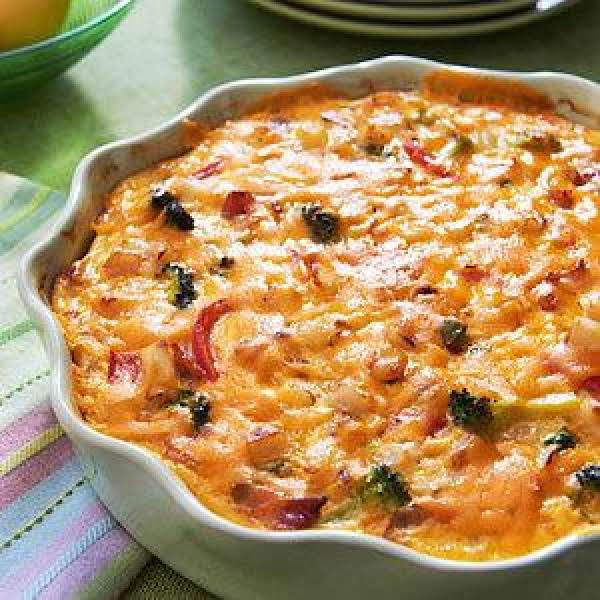 Wake-up Casserole Recipe