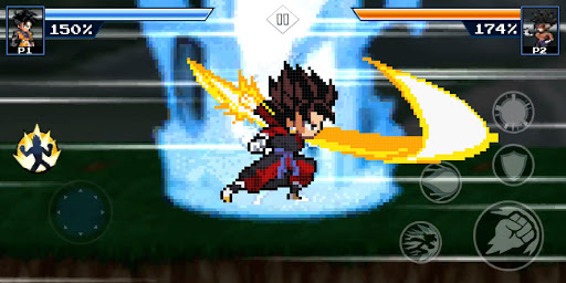 ud83dudc32 Dragon Warrior: Z Fighter Legendary Battle android2mod screenshots 5