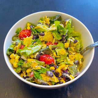 Mexican Salad With Corn Chips Recipes