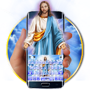 App Holy Jesus Keyboard Theme APK for Windows Phone