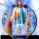 Holy Jesus Tema de teclado icon