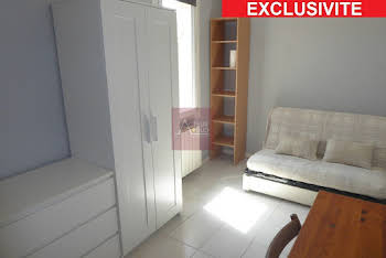 Studio meublé 14,32 m2