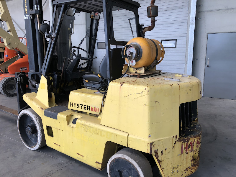Picture of a HYSTER S6.00XL