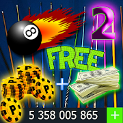 CASH and Coins For 8 Ball Pool joke 2