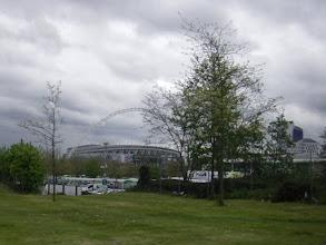 Photo: Wembley stadium, London, England