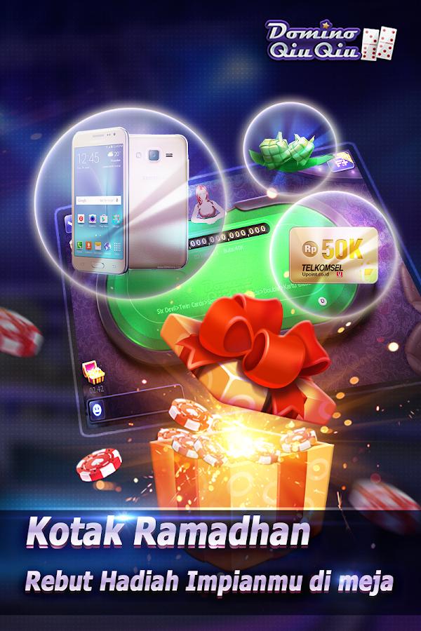Screenshots of Domino QiuQiu 99(KiuKiu) for iPhone