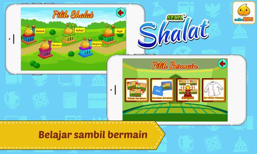 Belajar Shalat + Suara  screenshots 12