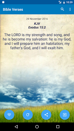 Bible Verses screenshot 1