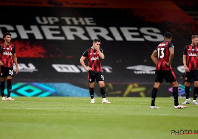 Premier League : Southampton l'emporte, Bournemouth se rapproche de la Championship