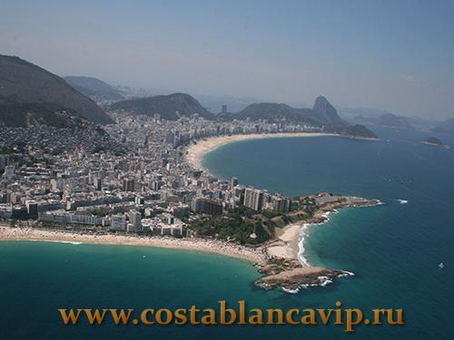 Рио де Жанейро, Rio de Janeiro, Часть 1, CostablancaVIP, Brasil, Бразилия, город январской реки