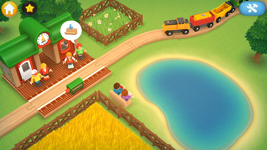BRIO World - Railway- screenshot thumbnail