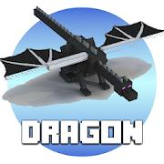 Dragon Mount Addon for MCPE