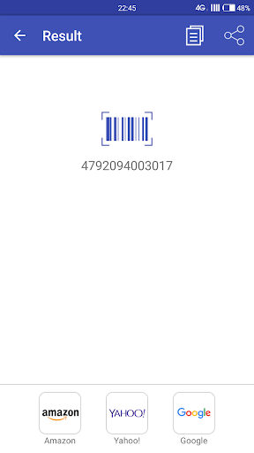 QR Scanner & Barcode Scanner screenshot 2