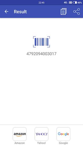 QR Code Scanner 2017 screenshot 2