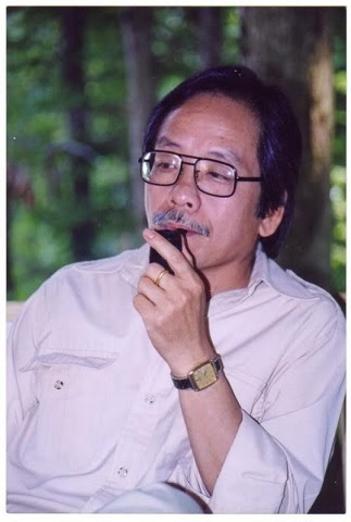 Võ Đình, một họa sĩ yêu viết