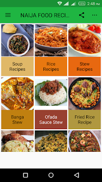 Download naija food recipes apk latest version app for android devices naija food recipes poster forumfinder Image collections