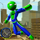 Frog-Spider StickMan Rope Hero Gangster Vegas for PC Windows 10/8/7