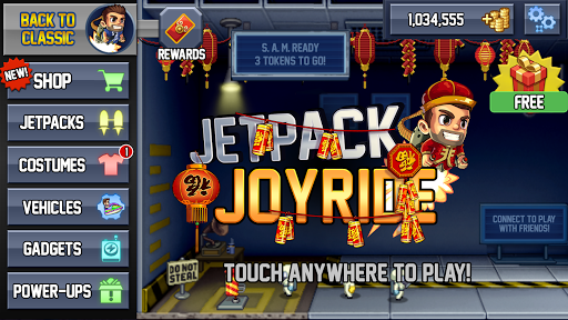 Jetpack Joyride screenshots 5