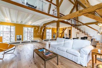 Appartement meublé 5 pièces 180 m2