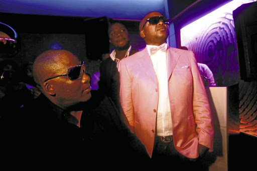 A national executive  committee member called Gayton McKenzie and Kenny Kunene 'the new Guptas'.
