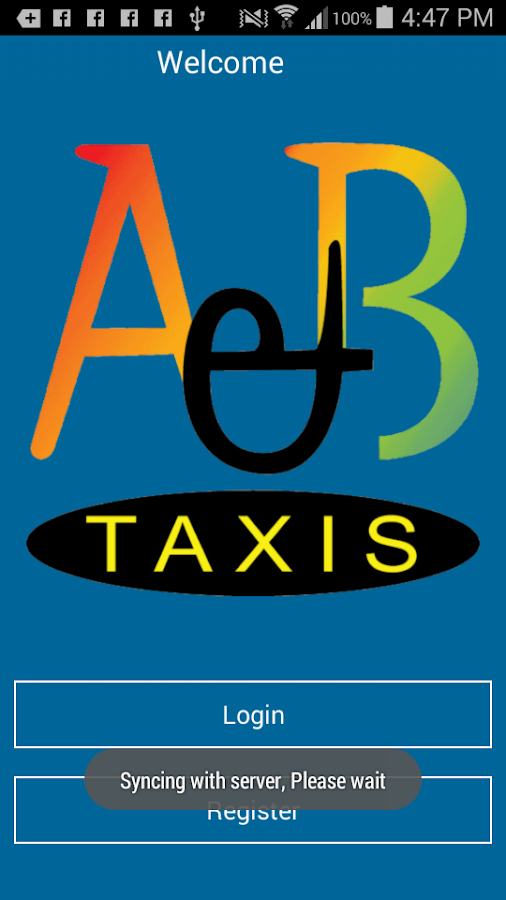 A & B Taxis (Basildon)- screenshot