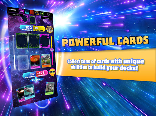 Télécharger Gratuit CUE Cards TCG mod apk screenshots 3