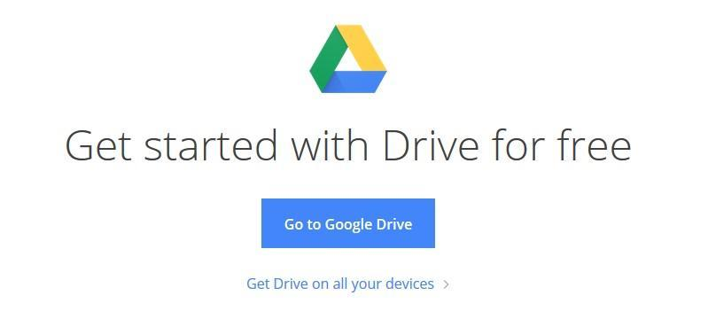 Google Drive – The Best Way to Save Multimedia Files on the Chrome Browser