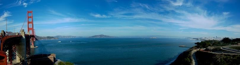 Photo: GG Bay SF Panorama DSC_4538