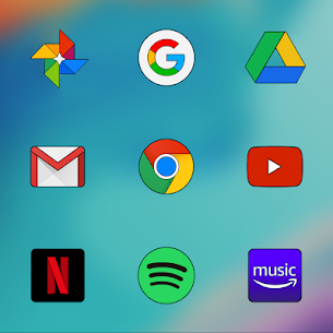 ONE PLUS OXYGEN ICON PACK HD v13.2 [Patched] APK 6