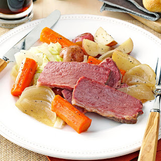 Guinness Corned Beef and Cabbage Recipe