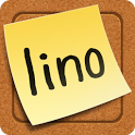 lino - Sticky & Photo Sharing icon