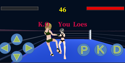 Télécharger Filles de kickboxing APK MOD (Astuce) screenshots 4