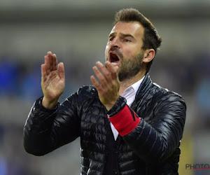 """Il affronte Ostende mais regarde vers Bruxelles : """"Le noyau le plus cher, le meilleur coach ... sur papier"""""""