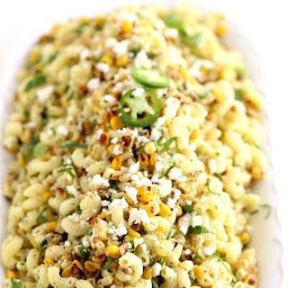 Mexican Corn Macaroni Salad