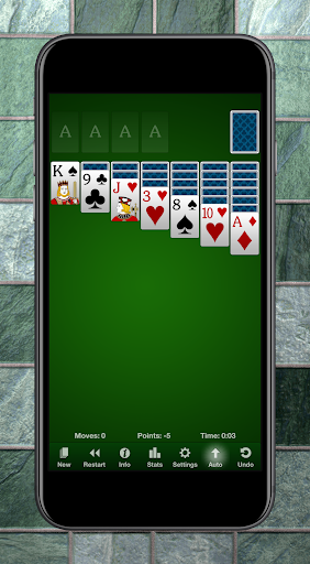 Klondike Solitaire apkbreak screenshots 1