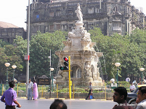 Photo: Flora Fountain