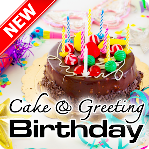 Birthday Cake Greeting Message Android Apps on Google Play