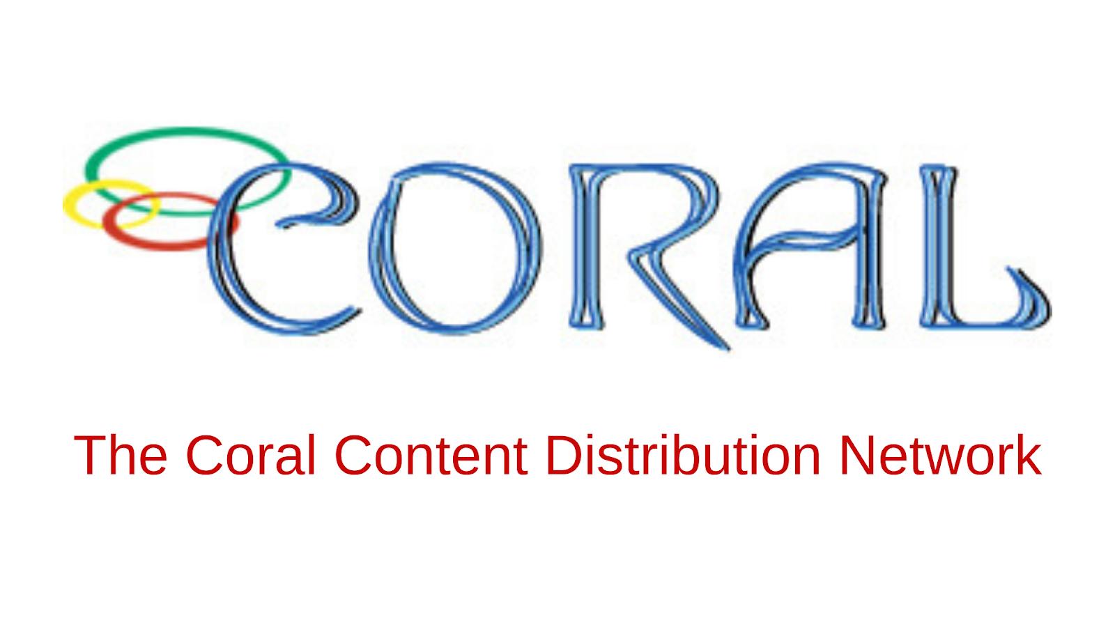 CoralCDN