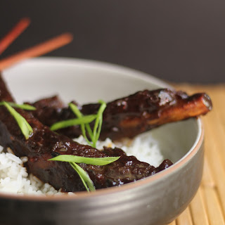 Chinese Braised Spareribs