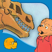 App Icon for Berenstain Bears Dinosaur Dig App in Czech Republic Google Play Store